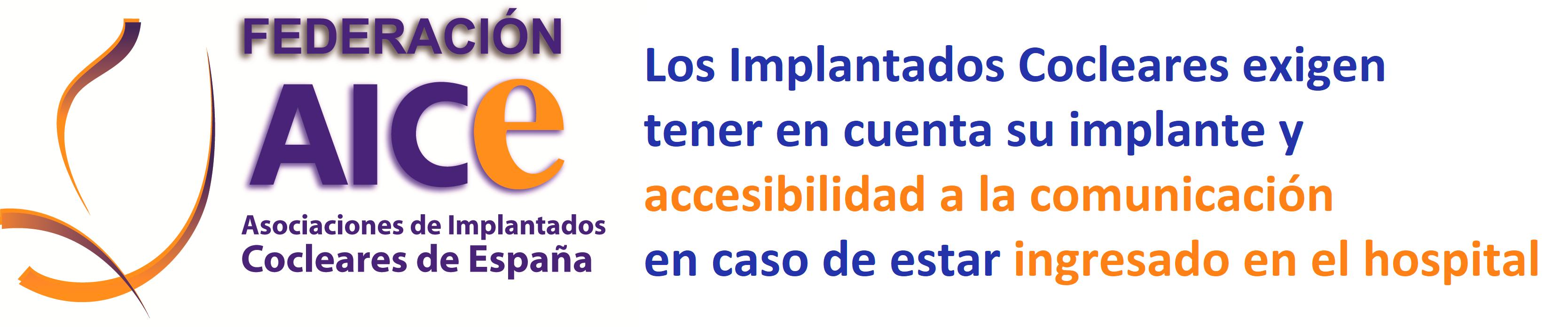 Documentos de emergencia para Implantados Cocleares en caso de Hospitalización por COVID-19 (Coronavirus)