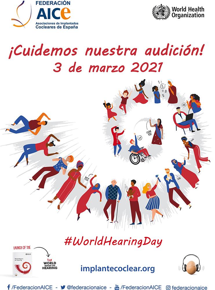 Día Mundial de la Audición. ¡Cuidemos Nuestra Audición!