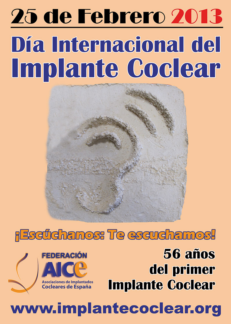 2013. International Day of Cochlear Implant