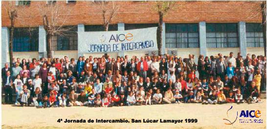 IV Jornada de Intercambio. Sanlúcar La Mayor 1999