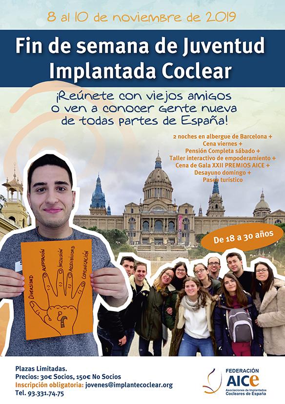Fin de Semana de Jóvenes Implantados Cocleares
