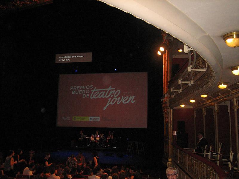 Premios Buero Teatro Joven