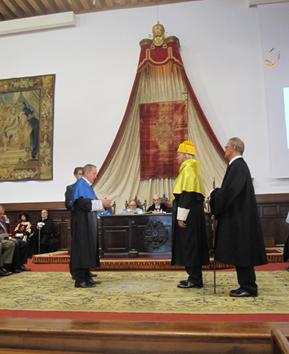 Ceremonia de investidura