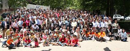 Fotografía de la Jornada de Intercambio de Madrid 2008